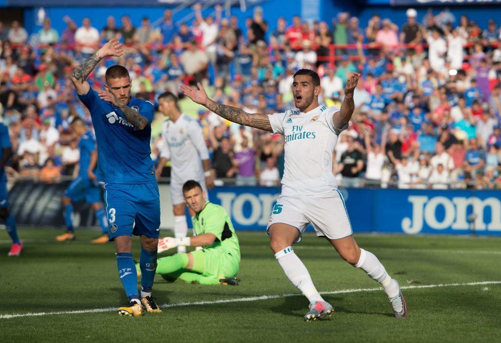 Real Madrid und der Bernabeu-Bite. Foto: Getty Images