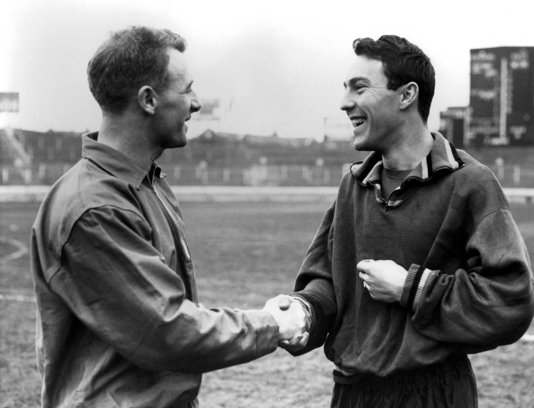 Jimmy Greaves was first team regular and not Geoff Hurst. Image: Imago