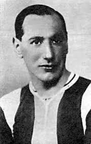 Ein Superstar aus den frühen tagen des Fußballs. Foto: Wikipedia