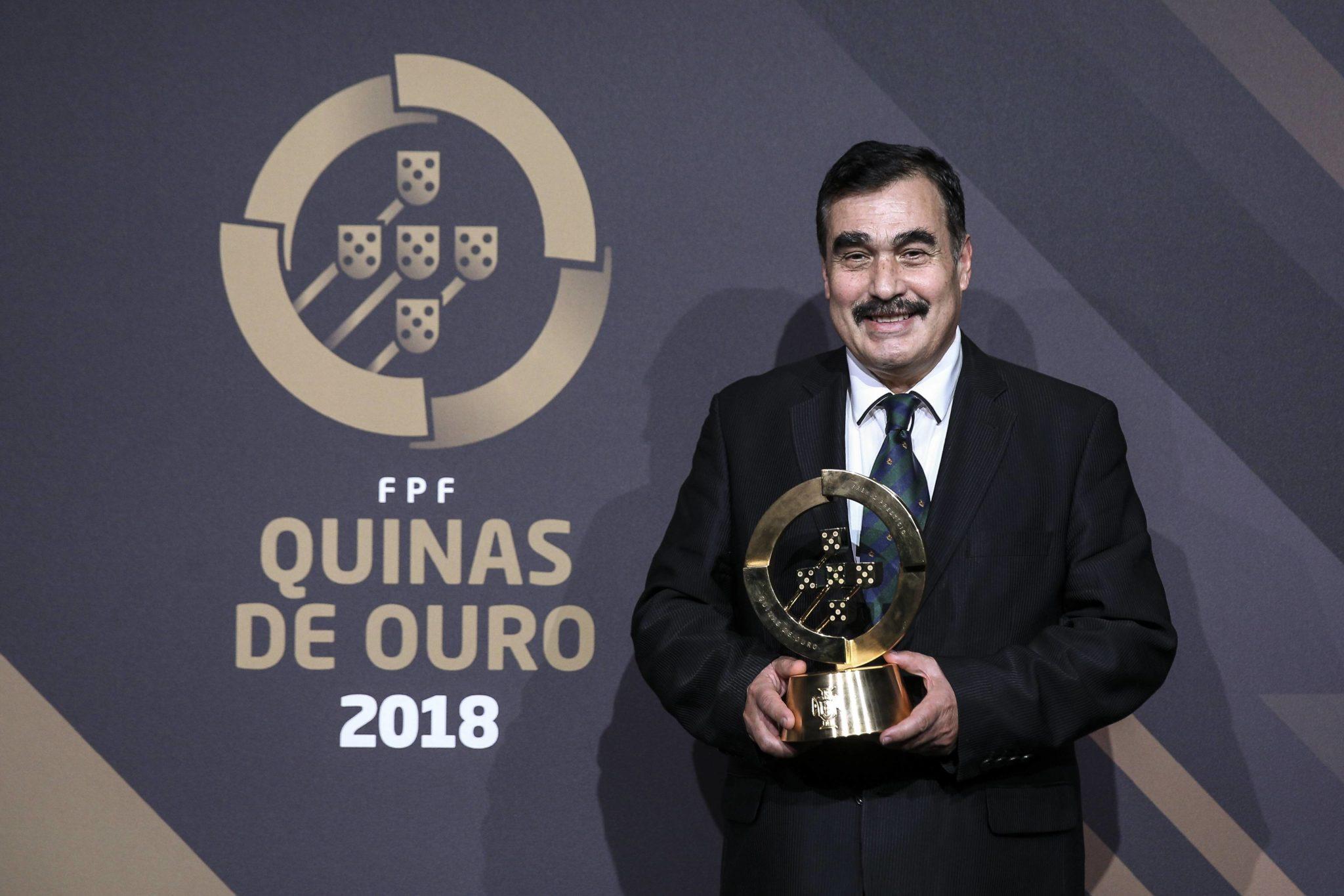 Gala zu Ehren von Fernando Peyroteo.