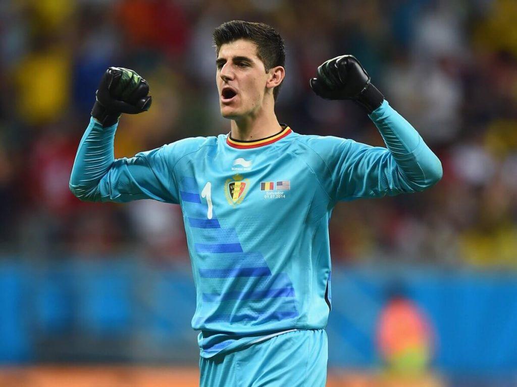 Thibaut Courtois - wie hält es der belgische Keeper mit der Treue? Foto: Getty Images