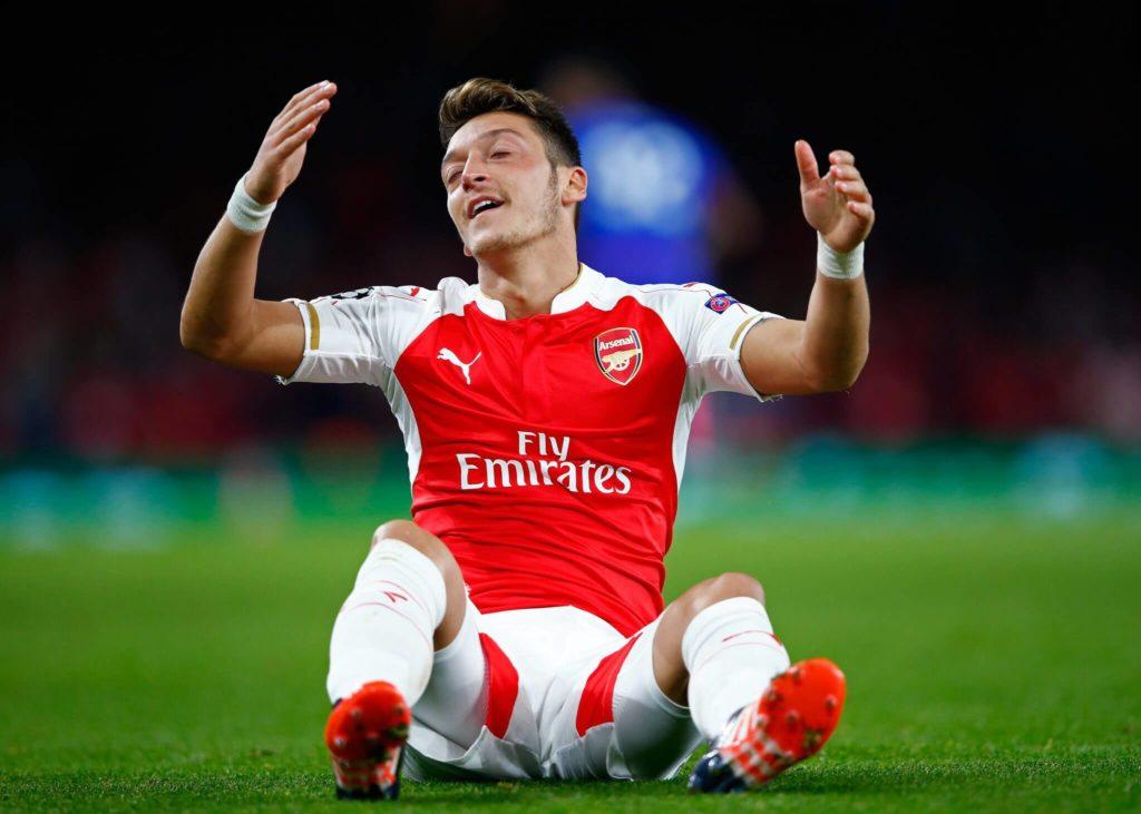 ... und Mesut Özil? Foto: Getty Images