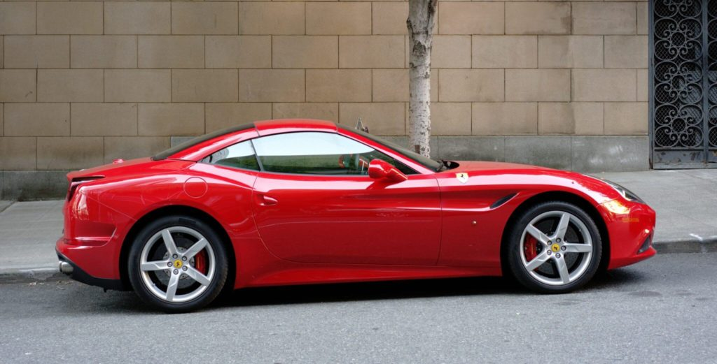 Ein Ferrari California T right side. Foto: Wikipedia