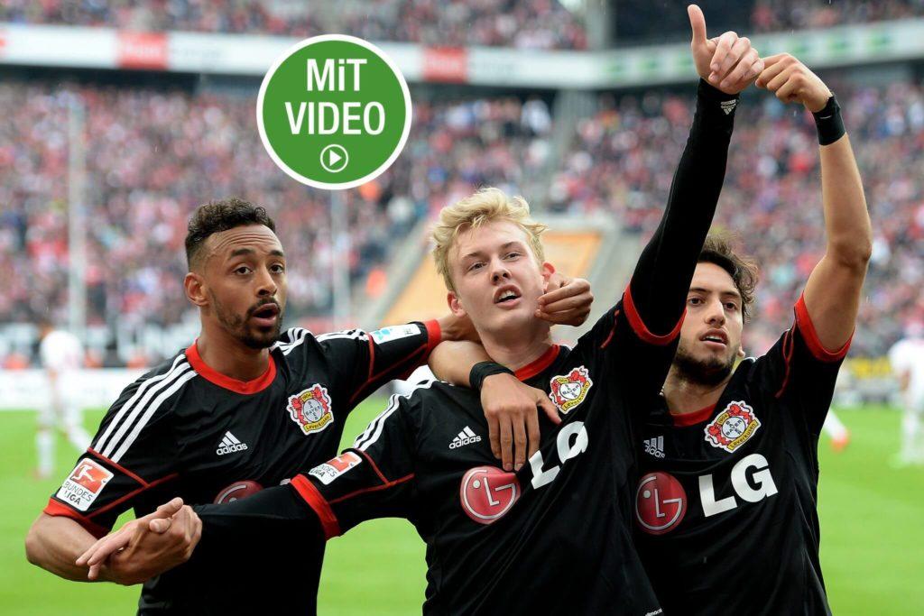 Bayer Leverkusen – Zum Hassen zu kultiviert. Noch nicht mal den 1. FC Köln. Foto: Getty Images