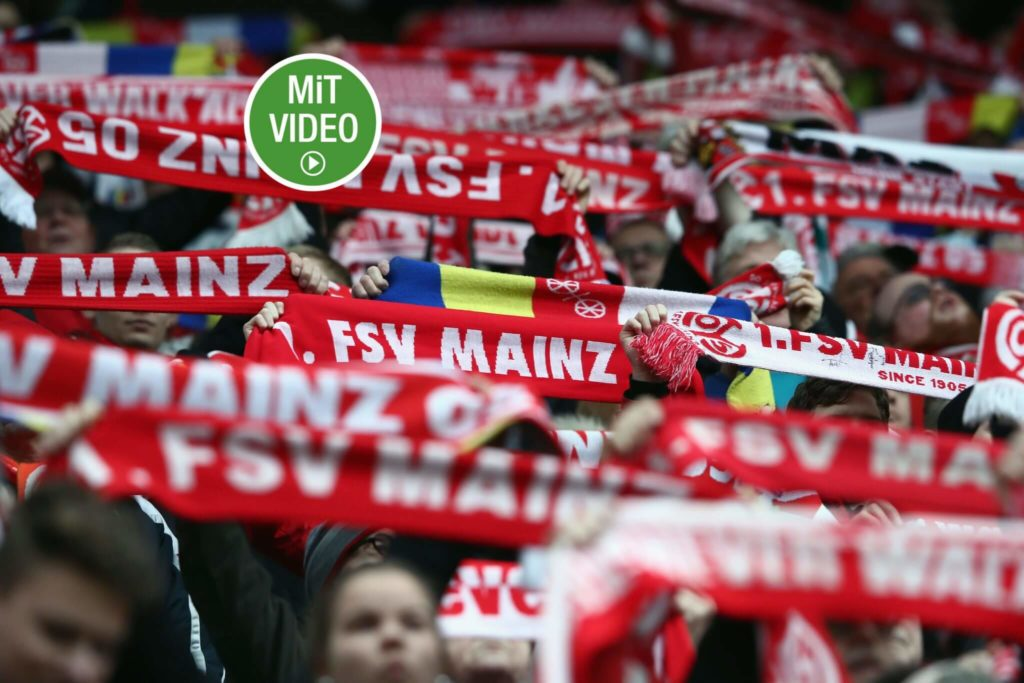 FSV Mainz 05 – Frankfurt und die Roten Teufel. Foto: Getty Images