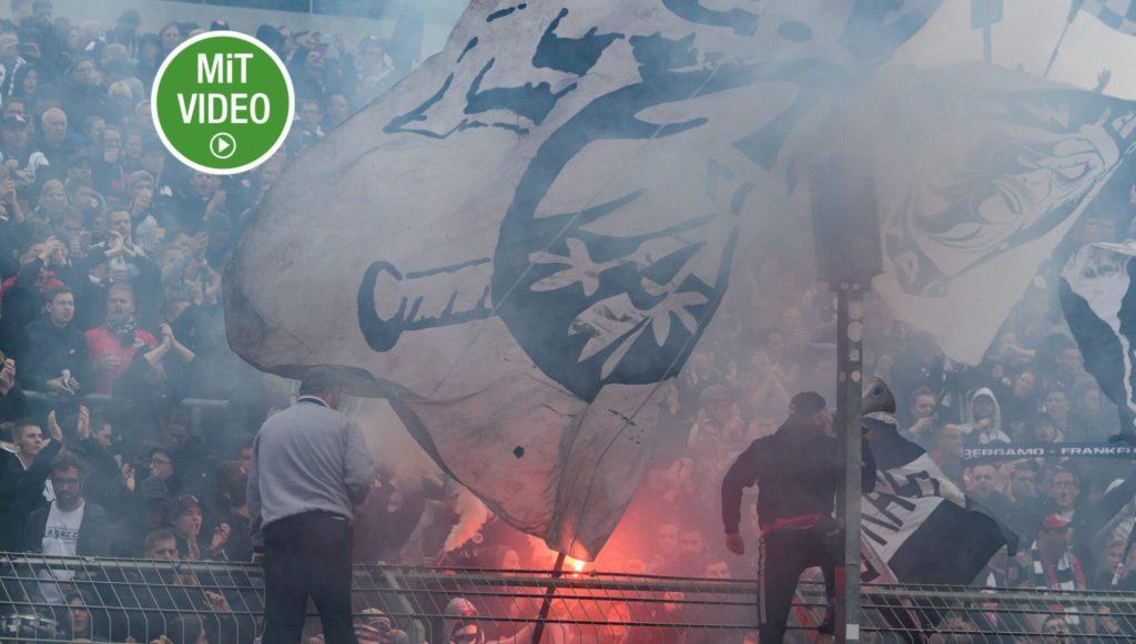 Eintracht Frankfurt – Als wenn die Börse nach Mainz abwandern würde. Foto: Getty Images