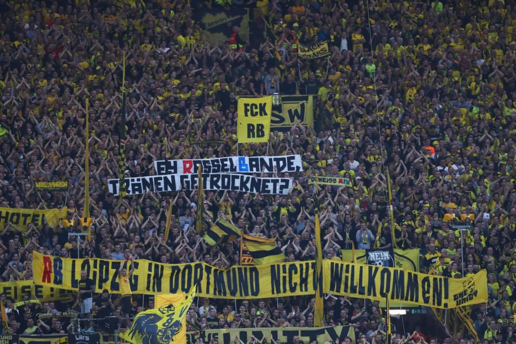 Borussia Dortmund v RB Leipzig - Bundesliga (Photo by Dean Mouhtaropoulos/Bongarts/Getty Images)