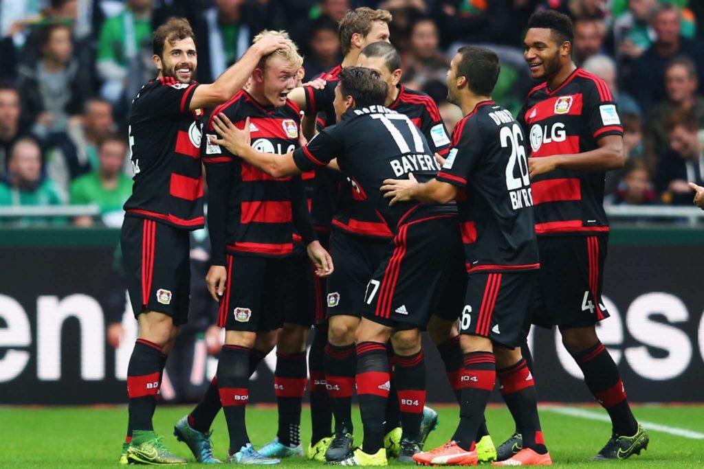 Werder Bremen v Bayer Leverkusen - Bundesliga (Photo by Alex Grimm/Bongarts/Getty Images)