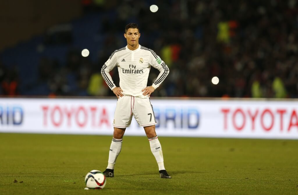 Foto: Getty Images – CR7 – Gar nicht so gut