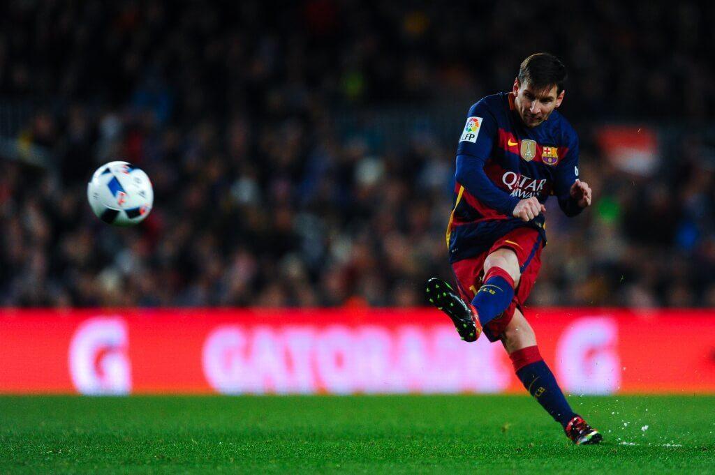 Foto: Getty Images – Messi – Das kann er eigentlich nicht