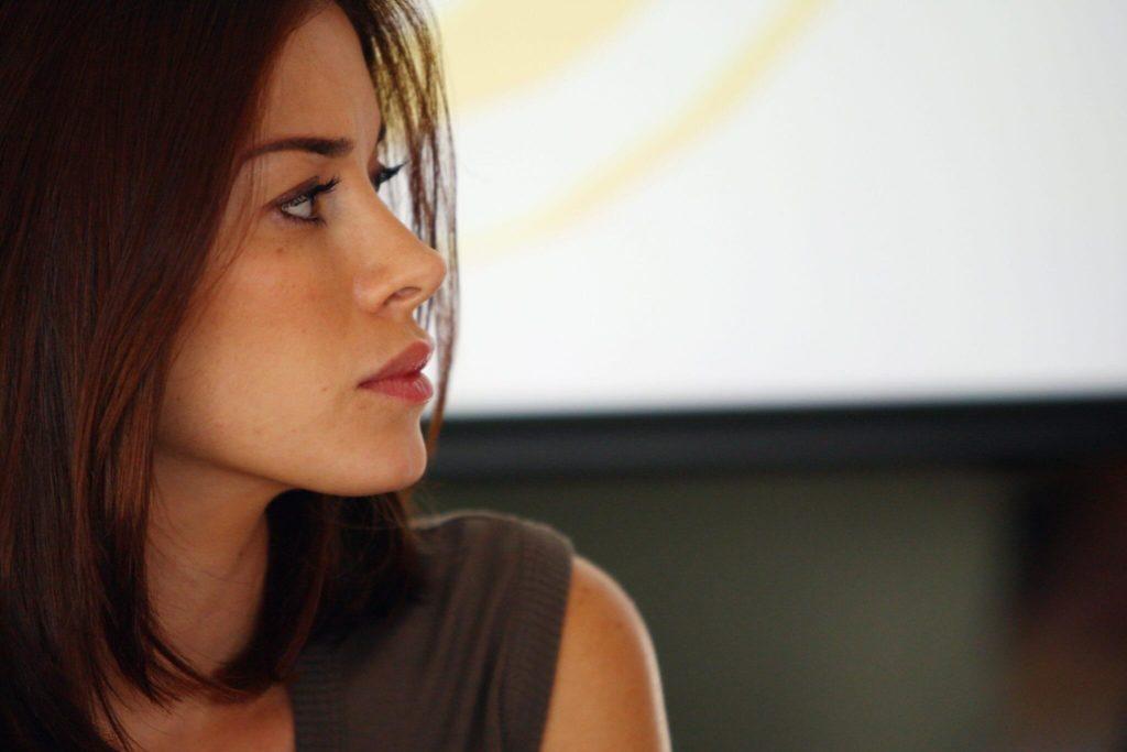 Aida Yespica ist Model und wäre fast mal Miss Venezuela geworden. Foto: Getty Images