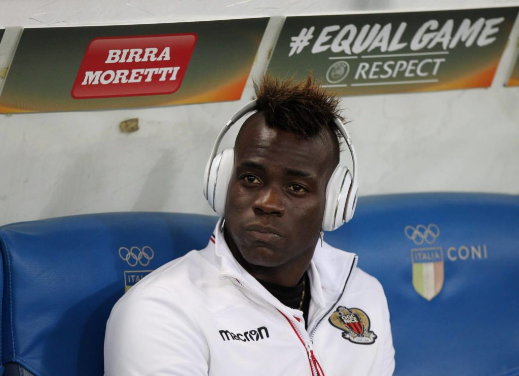Mario Balotelli ist ein Lebemann. Foto: Getty Images