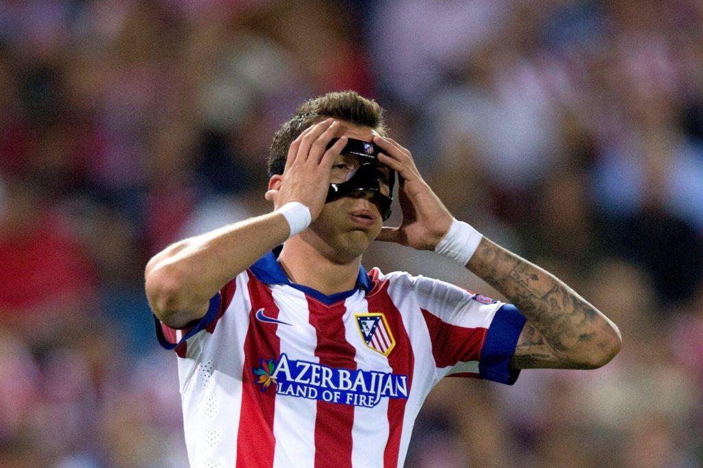 Mario Mandzukic ist aufgrund seiner Spielweise in Italien unbeliebt. Foto: Getty Images