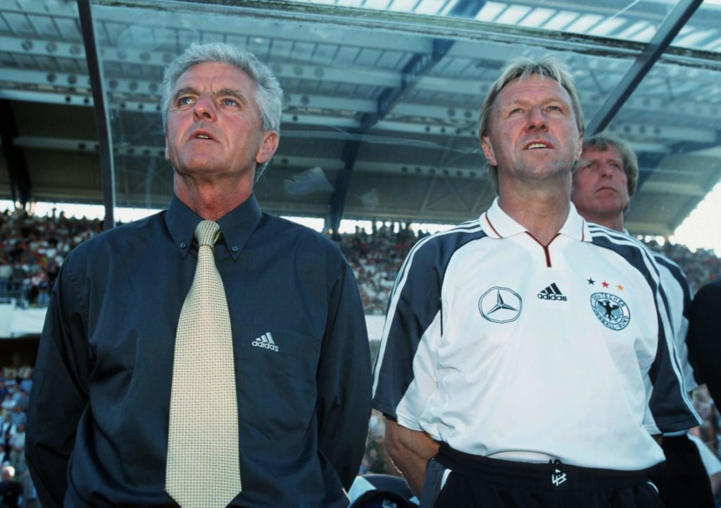 Der schlechteste DFB-Trainer (Photo by Martin Rose/Bongarts/Getty Images)