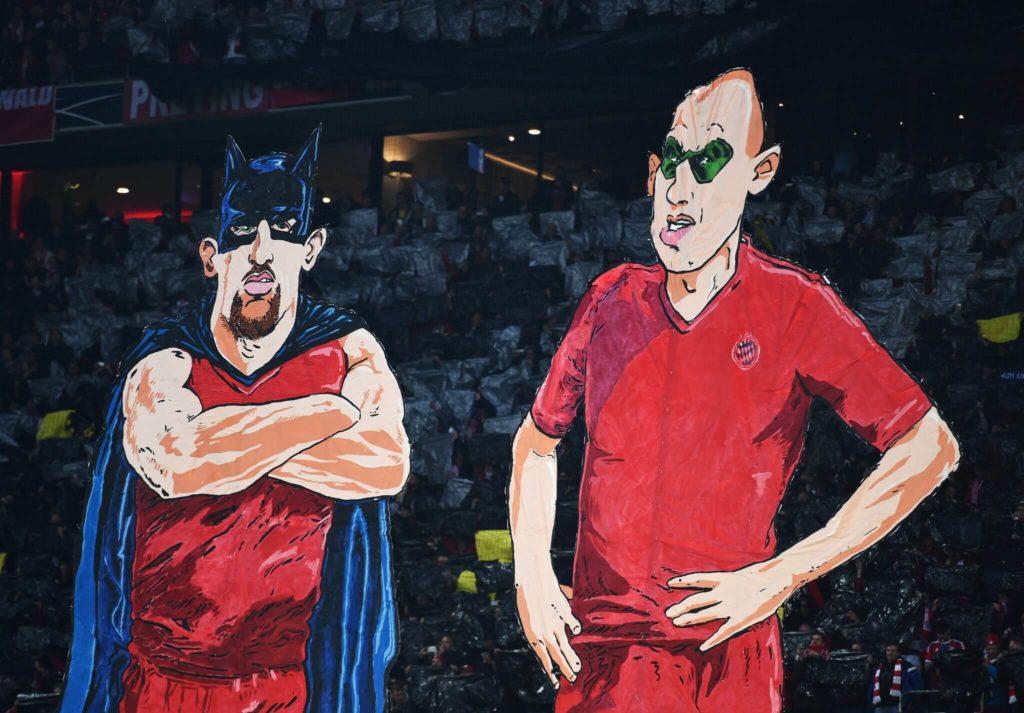 Robbery ist Vergangenheit beim FC Bayern.
