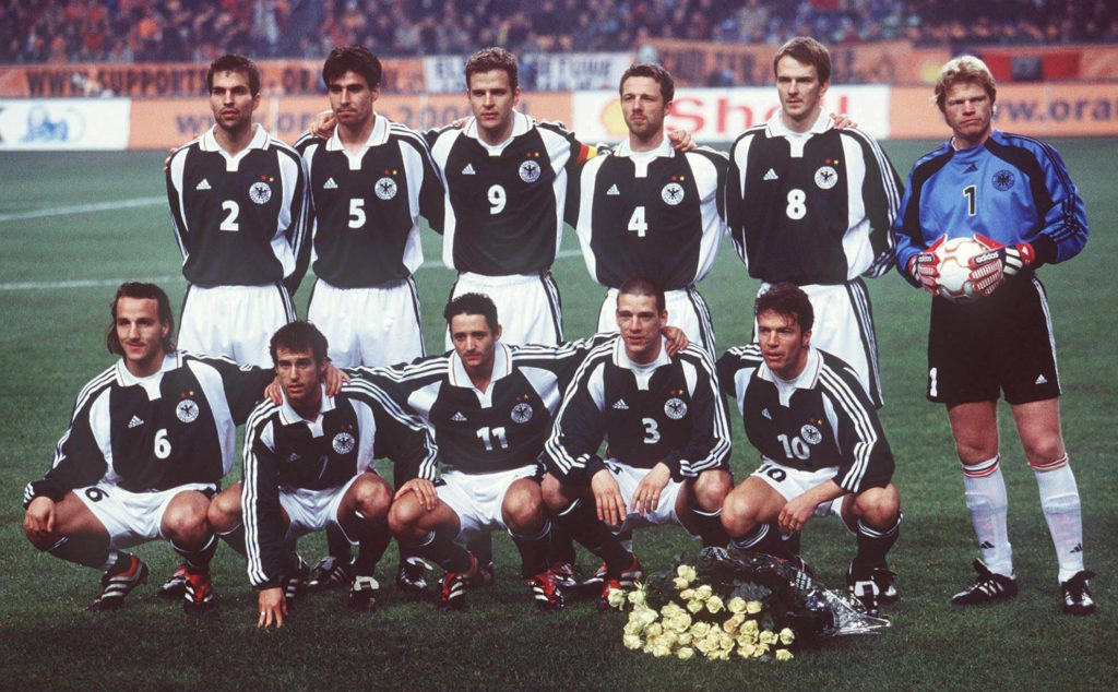 The dark age of German football (Photo by Alexander Hassenstein/Bongarts/Getty Images)