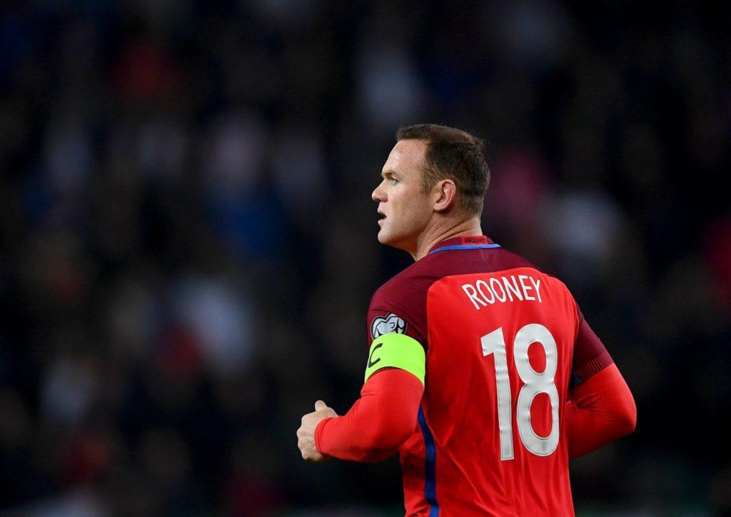 Wayne Rooney... Foto: Getty Images