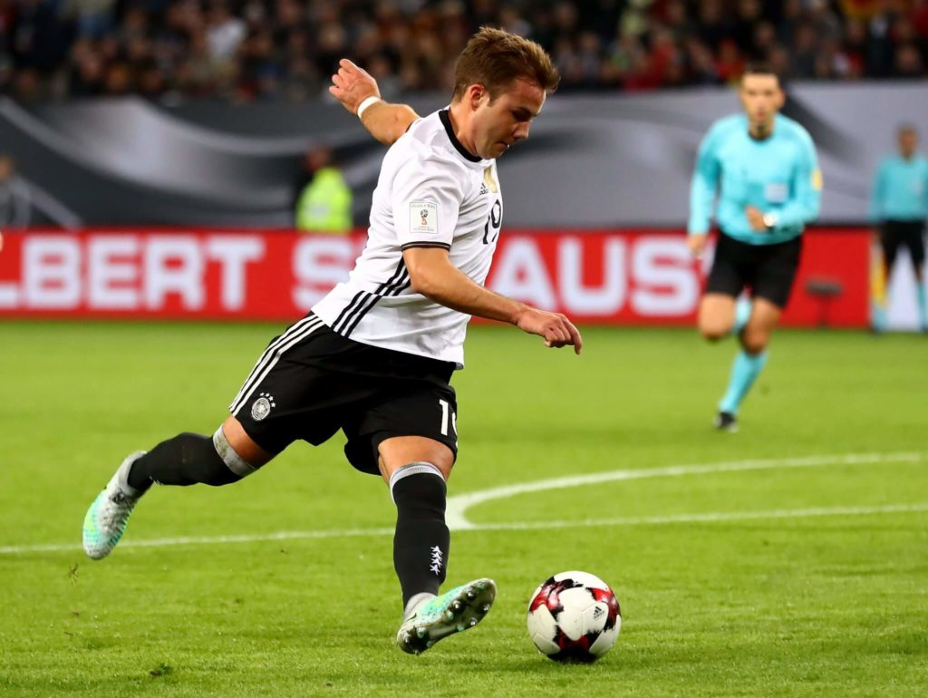 Mario Götze. Foto: Getty Images