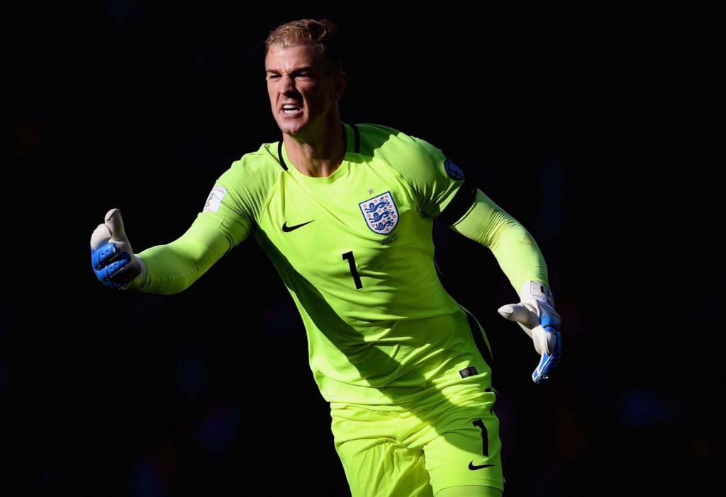 Hart absolvierte zahlreiche Spiele für die englische Nationalmannschaft. Foto: Getty Images