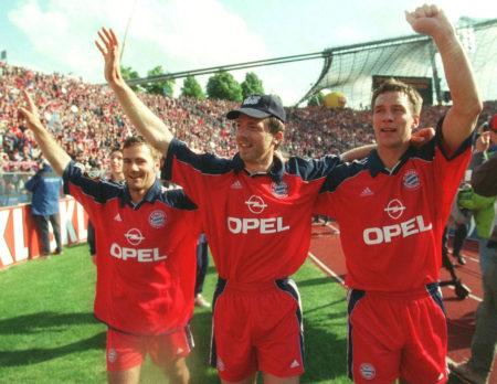 Deutscher Fußballmeister 1999/00 - Bayern München