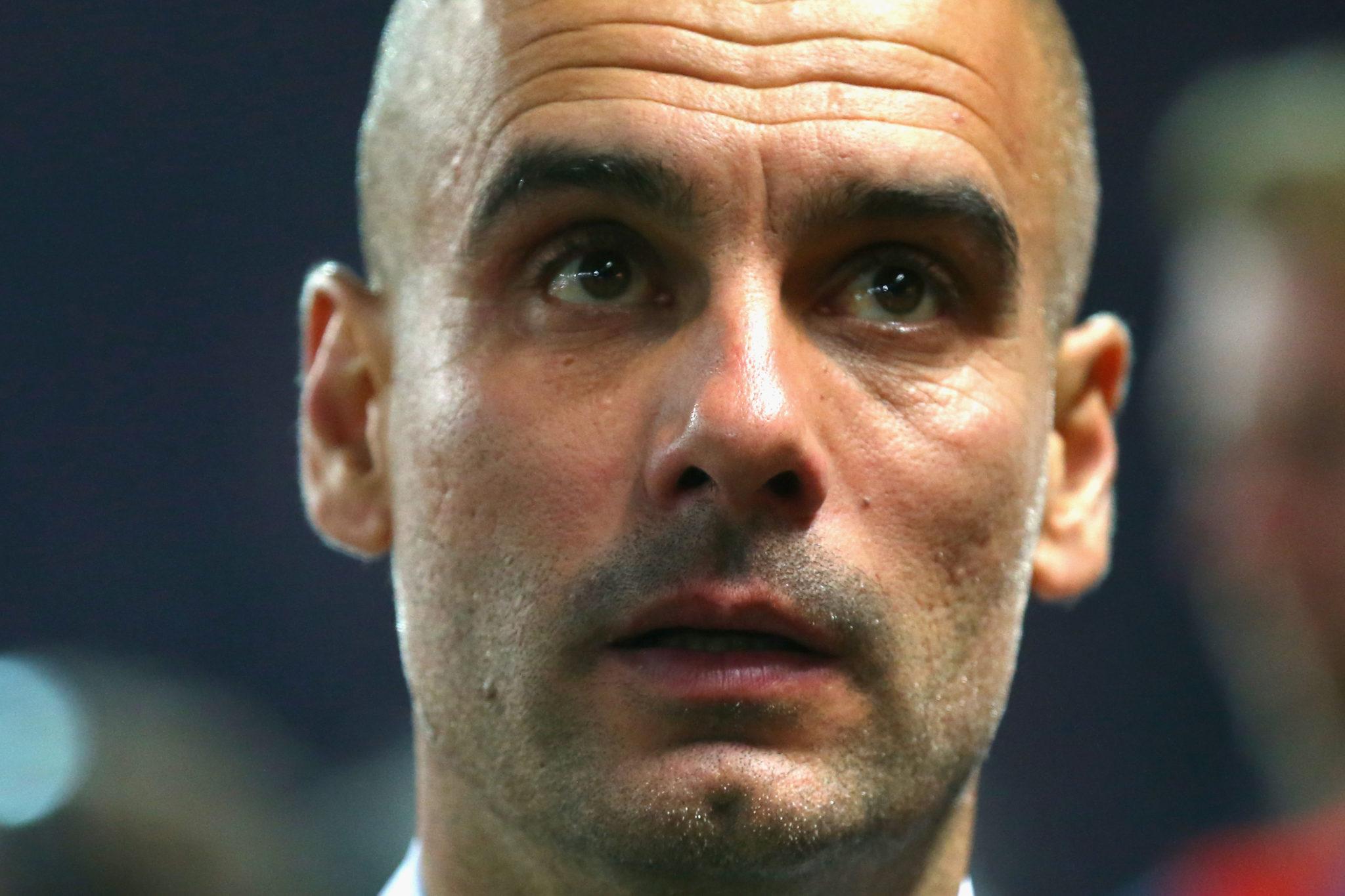 Niederlagen gab es auch unter Pep Guardiola.