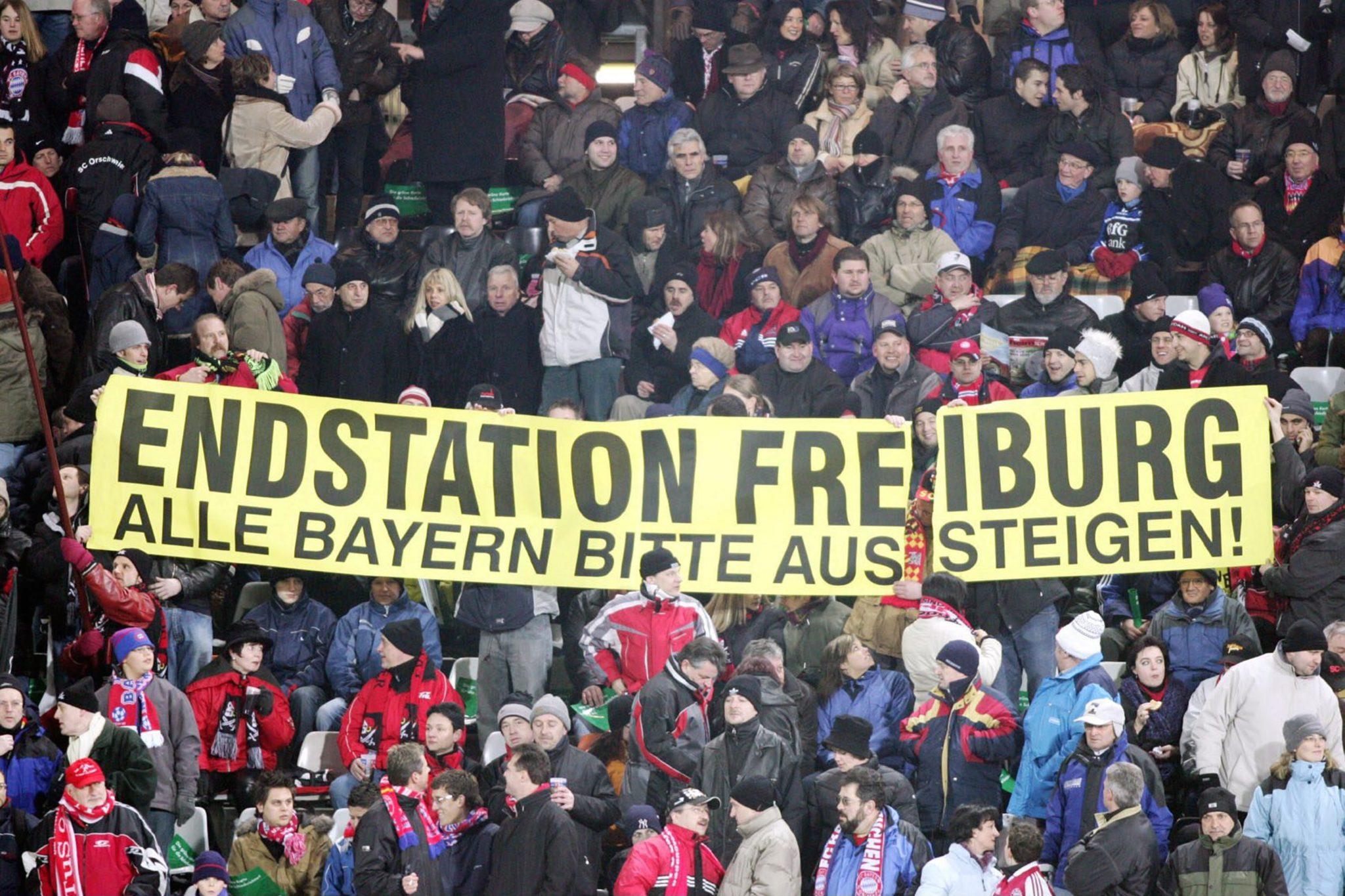 Endstation Freiburg
