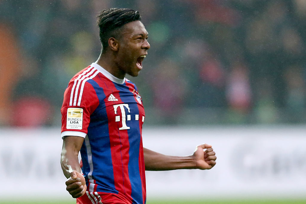 David Alaba Ligalive