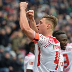 Willi Orban für RB Leipzig im Spiel gegen Hannover 96