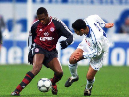 Nationalspieler in Guinea.