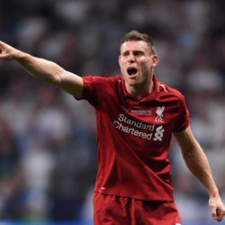 James Milner FC Liverpool