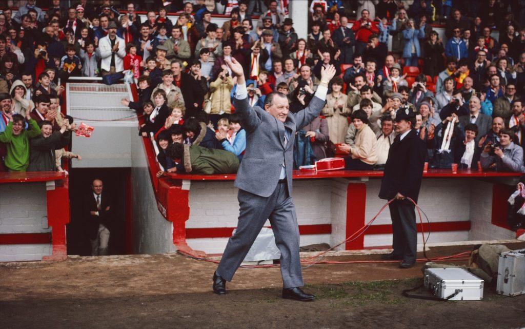 Bob Paisley FC Liverpool