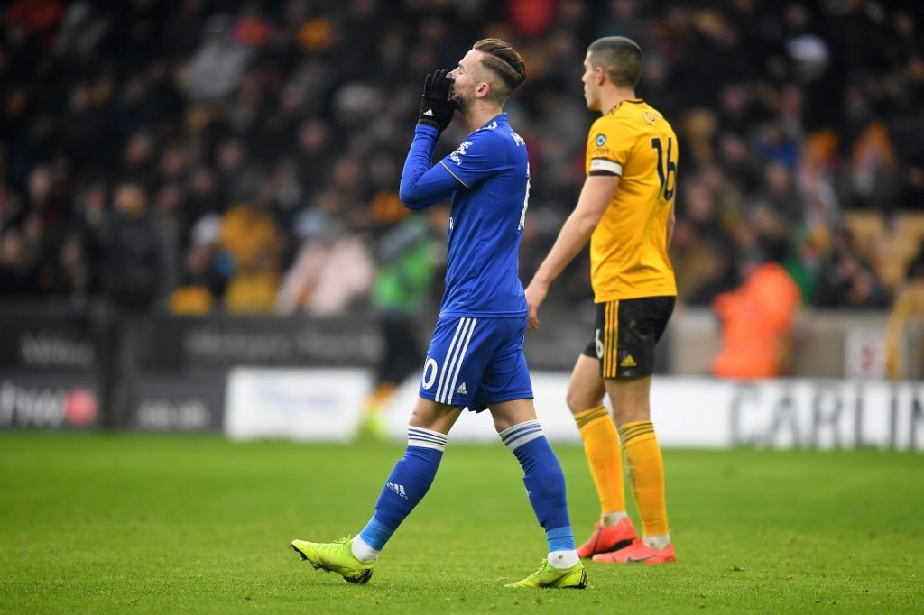 Maddison has been attracting transfer interest from Manchester United