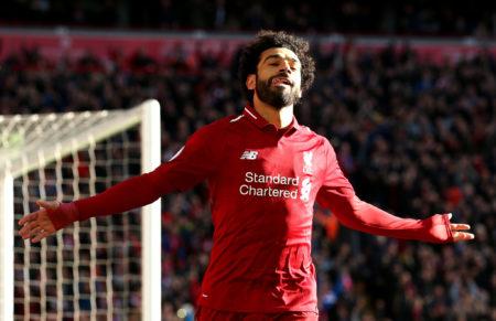 Liverpools ägyptischer Stürmerstar Mohamed Salah ist neben Kevin de Bruyne von Manchester City derzeit wertvollster Spieler der Premier League.
