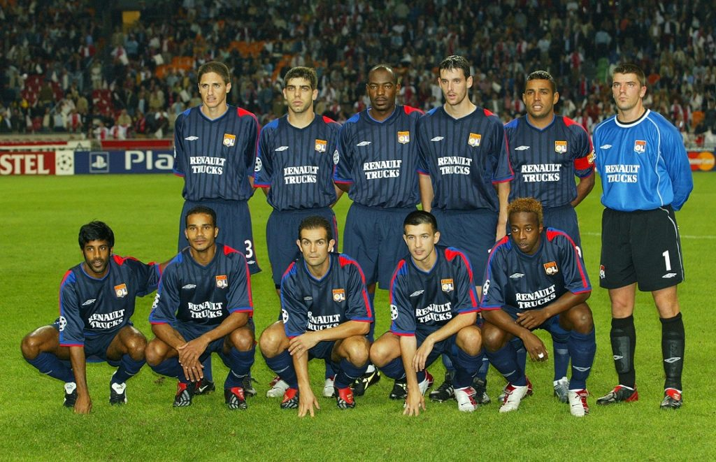 Lyon FC club profile