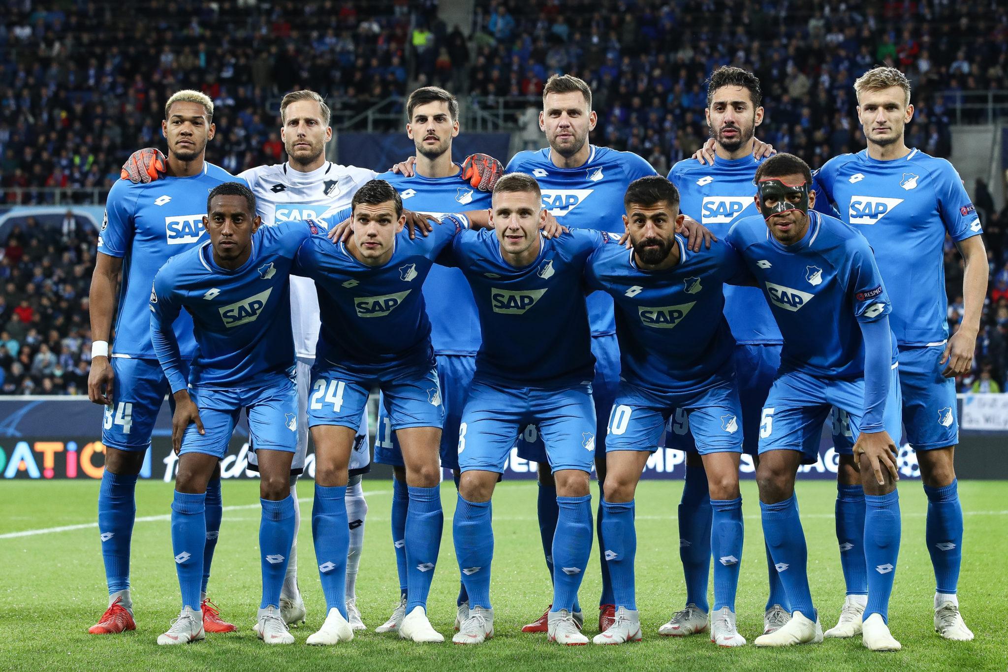 Mannschaft Hoffenheim