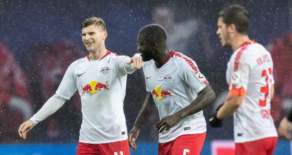 Werner und Upamecano - wie lange sind sie noch beim RB Leipzig?