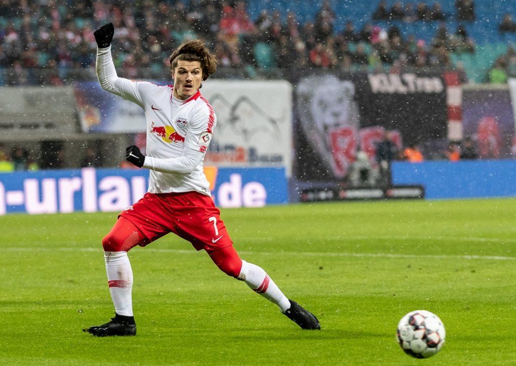 Marcel Sabitzer fordert frisches Blut und vor allem routinierte Spieler für RB Leipzig ein.