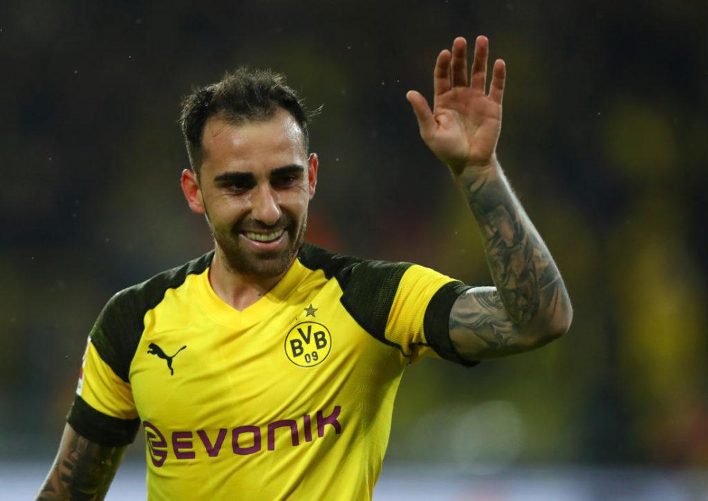Paco Alcacér Borussia Dortmund