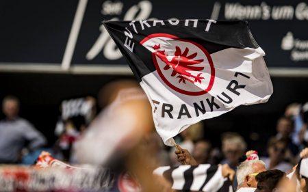 Eintracht Frankfurt Fahne