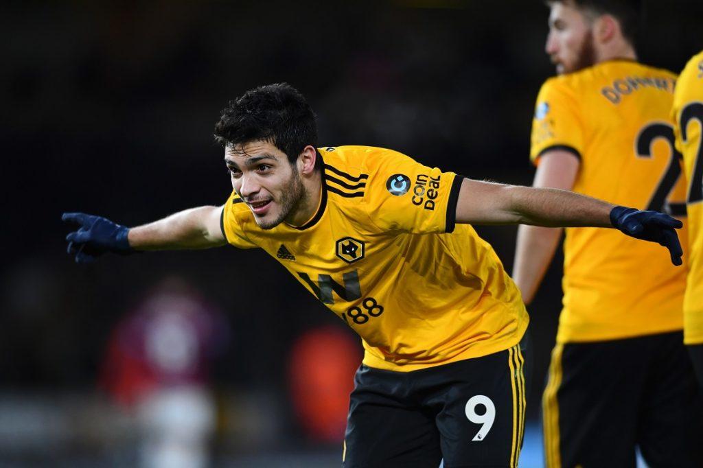 Raul Jimenez von Benfica Lissabon wechselt nach Leihgabe nun fest zu den Wolverhampton Wanderers