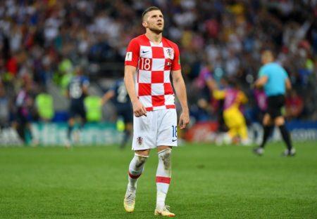Ante Rebic nach dem WM-Finale 2018 mit Kroatien gegen Frankreich in Moskau. Ist der Frankfurter wirklich ein One-Hit-Wonder?