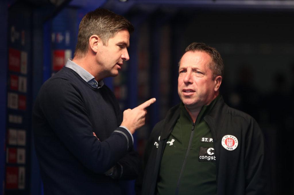 Wer steigt auf? Der HSV oder der FC St. Pauli?