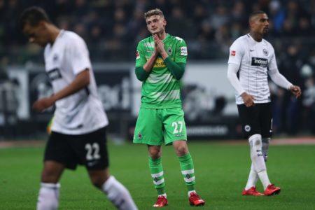 Michael Cuisance in Diensten von Borussia Mönchengladbach