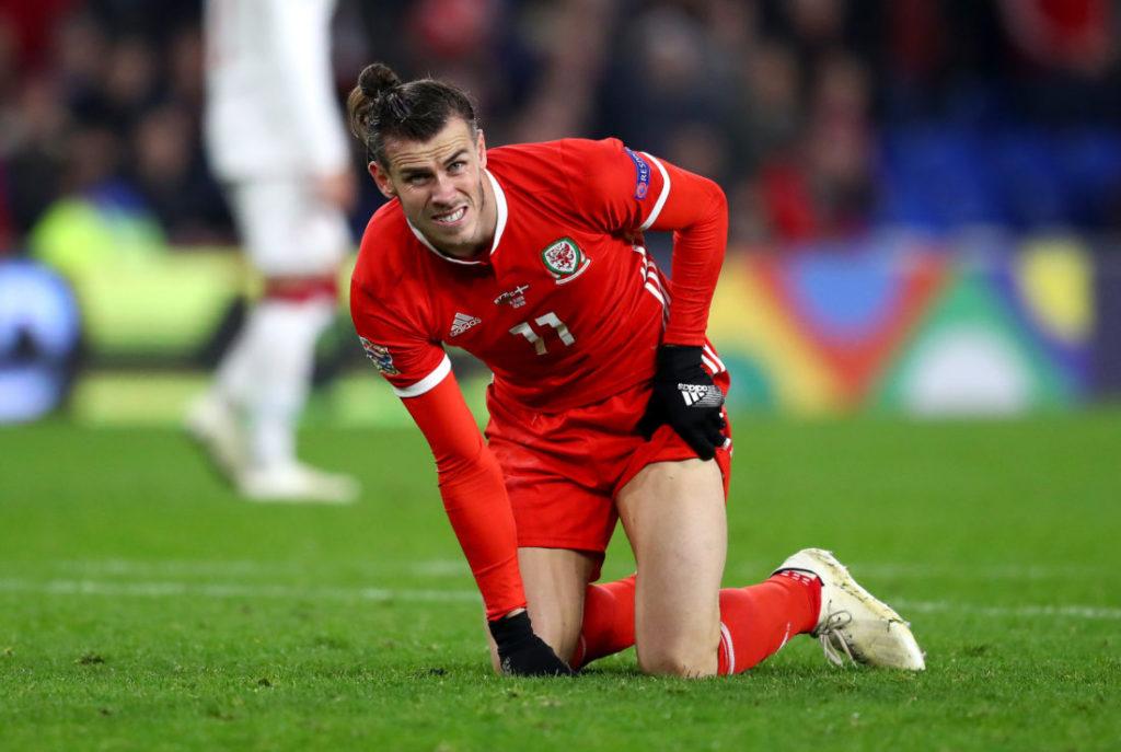 Das Tor von Gareth Bale reichte nicht.