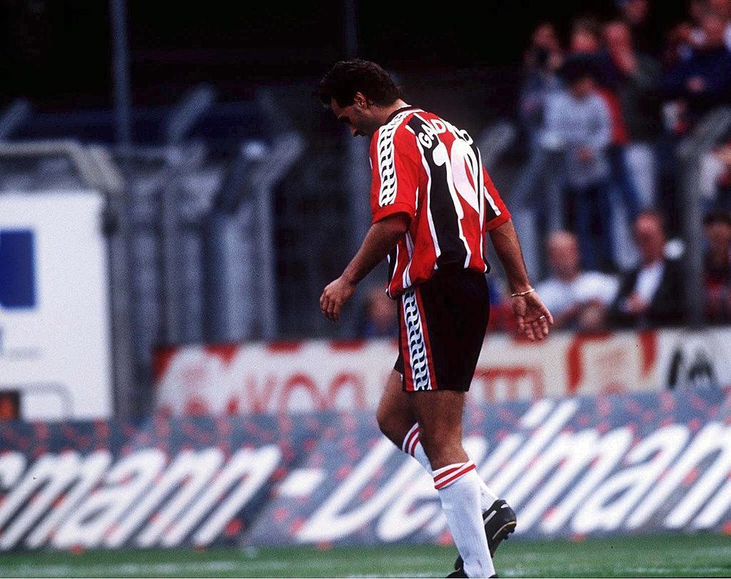 Maurizio Gaudino wurde in seiner Zeit bei Eintracht Frankfurt erst suspendiert, dann verhaftet.