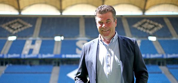 Seit dem 29. Mai 2019 neuer Trainer beim HSV: Dieter Hecking.