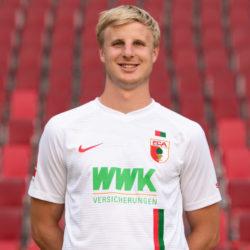 Martin Hinteregger - Teampräsentation FC Augsburg.