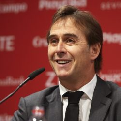 Sevilla FC manager Julen Lopetegui is unsure about 2019-20 La Liga season and says the league should resume when there is no risk at all.