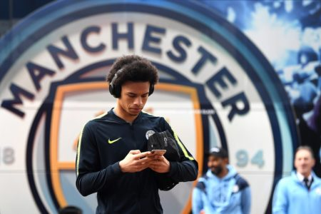 Manchester City: Was macht Leroy Sané?