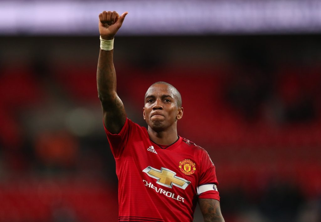 Ashley Young explains why he rejected Liverpool and Man City to join Man United